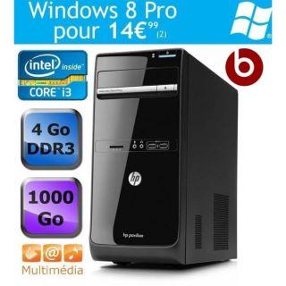 HP Pavilion p6 2240ef Desktop PC   Achat / Vente UNITE CENTRALE HP