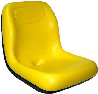 Oregon 73 564 0, Seat, Tractor John Deere Yellow Patio