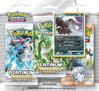 Pokemon PL Platinum Arceus Special Edition Pack (3 Pokemon