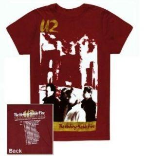U2 Unforgettable Fire Lightweight T Shirt (Small