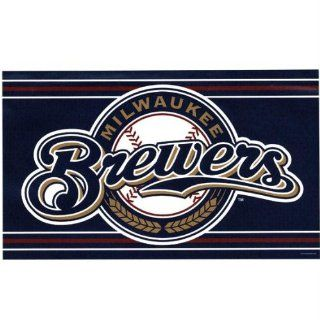 Milwaukee Brewers   Logo 3 X 5 Flag MLB Pro Baseball