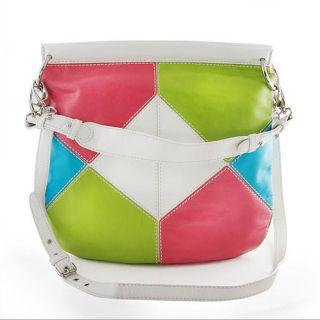 Cynthia Rowley Jodie Multicolor Hobo style Bag