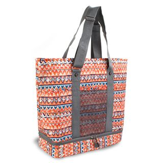 World Elaine Mayan Lunch Tote Bag