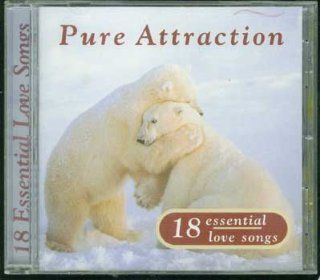 Pure Attraction   18 Essential Love Songs Celine Dion