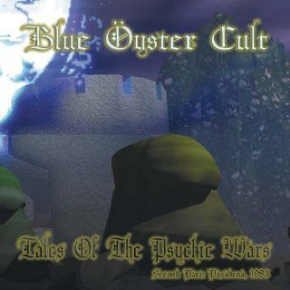 Tales Of The Psychic Wars 2 Blue Oyster Cult Music