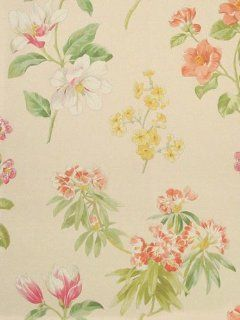 flowers Wallpaper Pattern #9X4HSEG8 Home & Kitchen