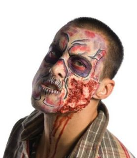 Inspired By The Walking Dead Deluxe Step by Step Make Up
