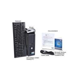 Dell Optiplex GX620 2.8GHz 40GB SSF Desktop Computer (Refurbished