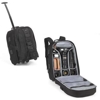 Lowepro Rolling Computrekker Plus All weather Black Camera Bag