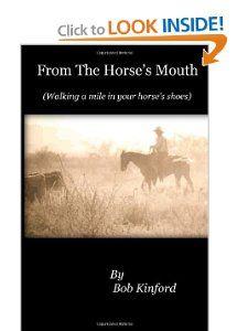 horses shoes MR Bob E. Kinford 9781466497597 Books