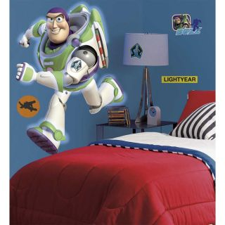 Toy Story Buzz Peel & Stick Giant Wall Decal Art Today $25.99