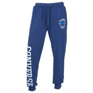 CONVERSE Pantalon Fleece Homme Bleu   Achat / Vente PANTALON CONVERSE