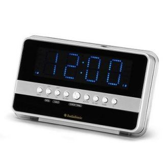 Radio réveil Jumbo CL1482 Audiosonic   Profondeur  136 mm   Largeur