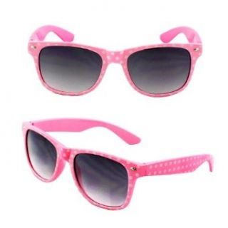Wayfarer Fashion Sunglasses 200PKPKPB Pink Design with