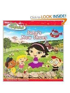Junes New Shoes (Little Einsteins) Marcy Kelman, Aram Song
