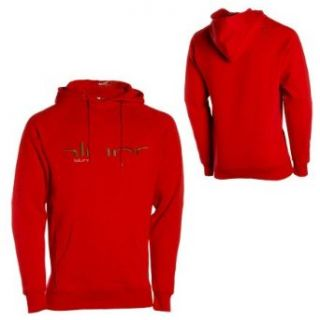 Blurr Slice Logo Hooded Sweatshirt   Mens Clothing