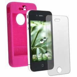 Otterbox Apple iPhone 4 Pink Impact Case
