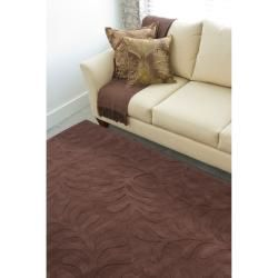 Candice Olson Hand crafted Hess Wool Rug (9 x 13)