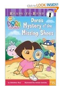 Doras Mystery of the Missing Shoes (Dora the Explorer Ready to Read