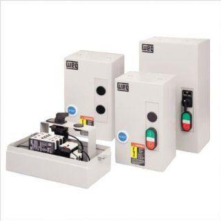 WEG Indoor 208 240 Volt Single Phase NEMA Type 1 Enclosed Magnetic