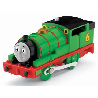 Fisher Price Thomas and Friends Percy Motorized Train Engine