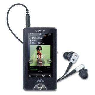 Sony Walkman NWZ X1051F 16GB Flash Portable Media Player