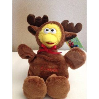 Sesame Street Big Bird Moose Canada