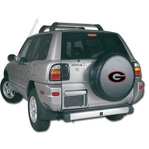Global Accessories 01500 211; Spare Tire Cover With Georgia Logo