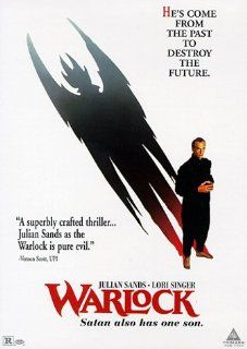 Warlock Julian Sands, Lori Singer, Richard E. Grant, Mary