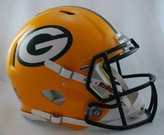 GREEN BAY PACKERS Riddell Revolution SPEED Football Helmet
