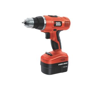 Perceuse Black & Decker sans fil EPC146BK   Achat / Vente PERCEUSE