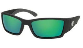 Costa Del Mar Sunglasses   Corbina  Glass / Frame Black