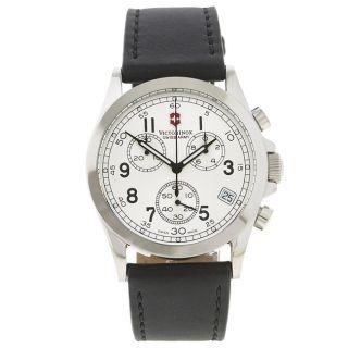 Swiss Army Mens Classic Infantry Black Watch