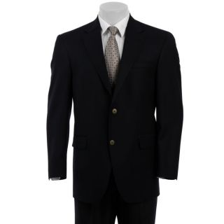 Austin Reed Signature Mens Big and Tall Navy Blazer