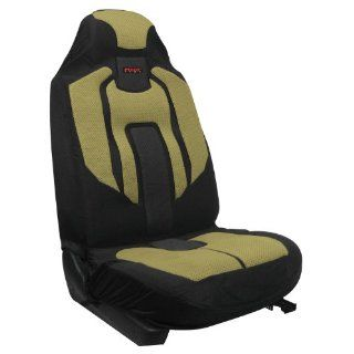 Pilot Automotive SC 207Z Tan Eva Padded Seat Cover