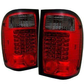 Ford Ranger 93 94 95 96 97 LED Tail Lights + Hi Power White LED Backup