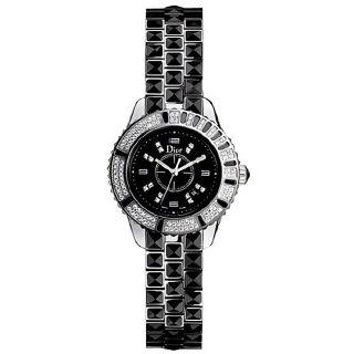 Christian Dior Christal Sapphire Womens Watch