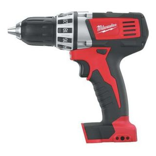 Milwaukee 2601 20 Cordless Drill/Driver, Bare Tool, 18.0V