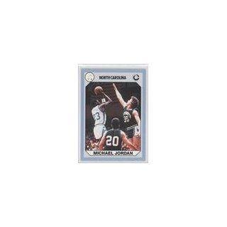 Michael Jordan (Trading Card) 1990 91 North Carolina