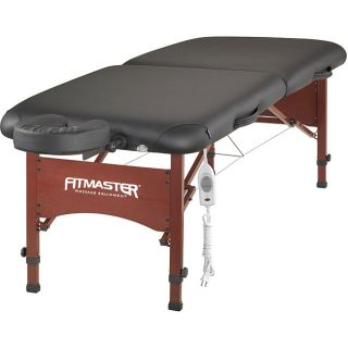 Master Massage 30 inch Montana Portable Heated Massage Table
