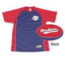 Baltimore Bullets Jersey (Adult X Large) Clothing