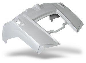 Polaris RZR Carbon Fiber Finish Front Fender    Automotive