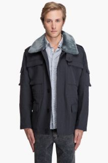 Marc By Marc Jacobs Maverick Twill Jacket for men