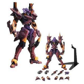 Revoltech Neon Genesis Evangelion Eva 01 Type F ACF