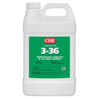 CRC Industries, Inc. 03006 1 Gallon 3 36 Multi Purpose Lubricant