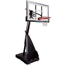 Spalding 68448 Portable Basketball System with 54 Inch