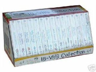 Baby Einstein VHS Gift Box SetIncludes all 15 VHS tapes