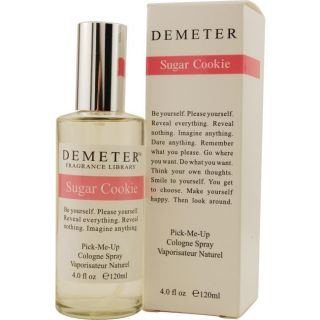 demeter demeter Womens 4 ounce Sugar Cookie Cologne Spray