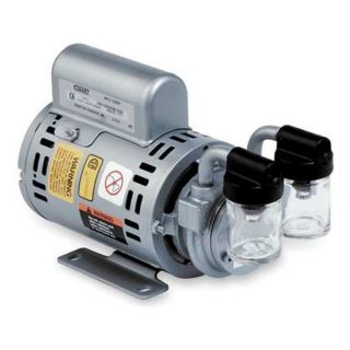 Gast 1531 320 G557X Pump, Vacuum, 1/10 HP