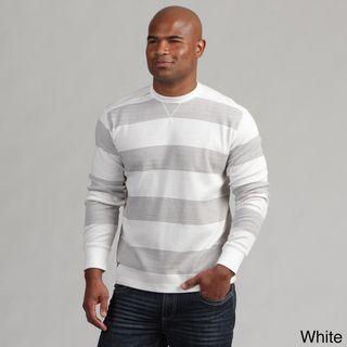 Company 81 Mens Thermal Striped Shirt